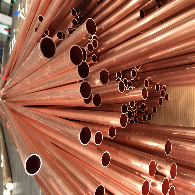 insulated paired coil copper tube