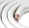 Thick wall copper line set insulate copper tubing
